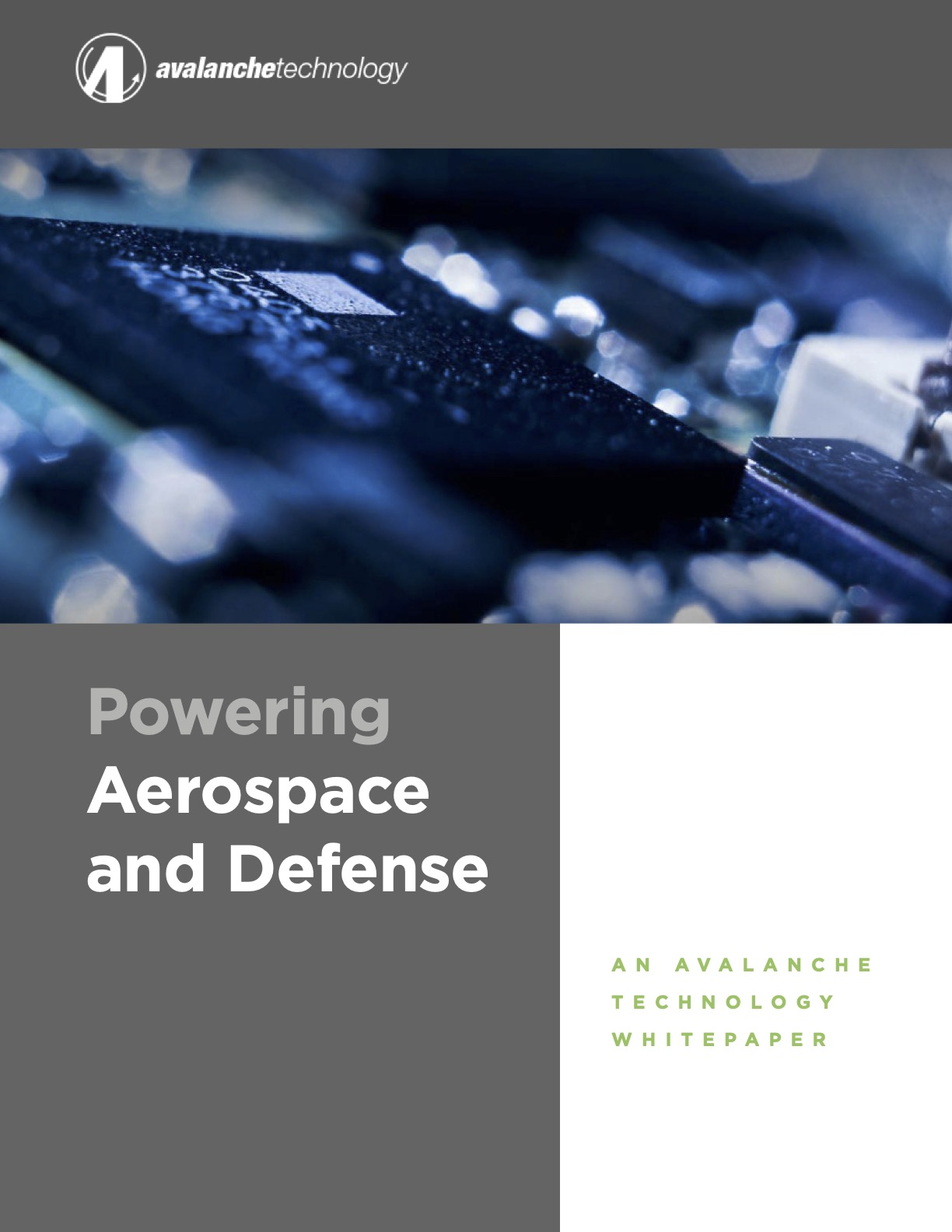 Avalanche Aerospace Whitepaper